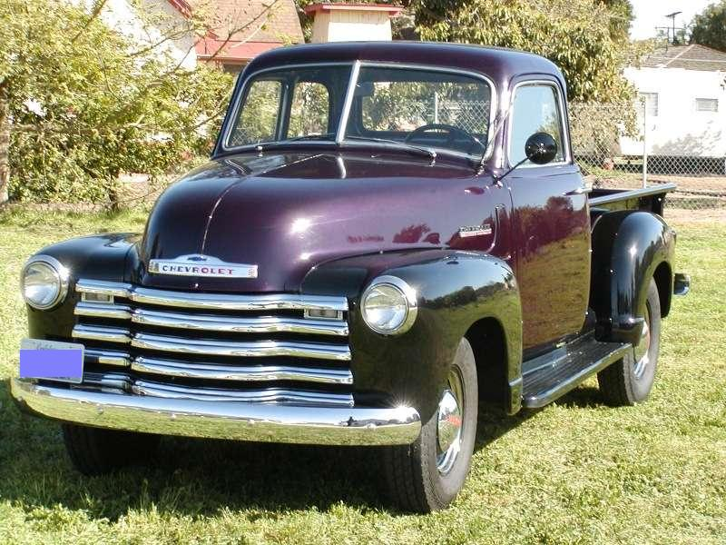 Advanced Chevy Thriftmaster on Chevy 3800 Series 2