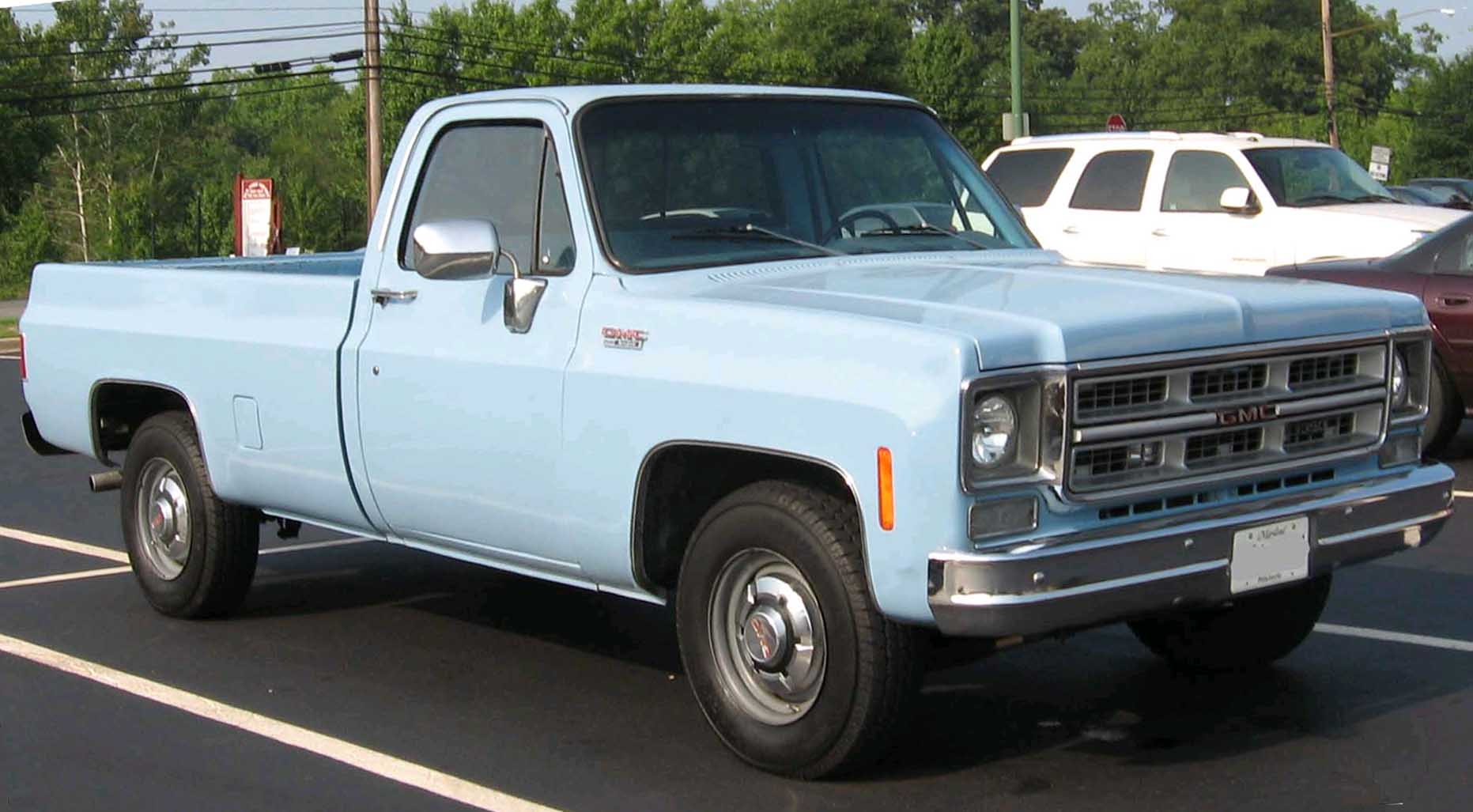 Pickup 74 chevy pickup : Woodall Industries - Chevy & GMC Truck History